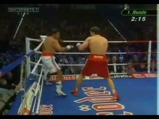 Владимир Кличко против Корри Сандерса