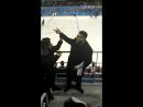 Двойника Ким Чен Ына удалили с матча в Пхенчхане за танцы перед болельщиками КНДР