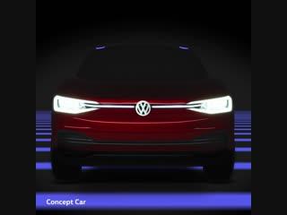Volkswagen I.D. Crozz.