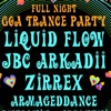 Flow of Love: Liquid Flow, JBC Arkadii