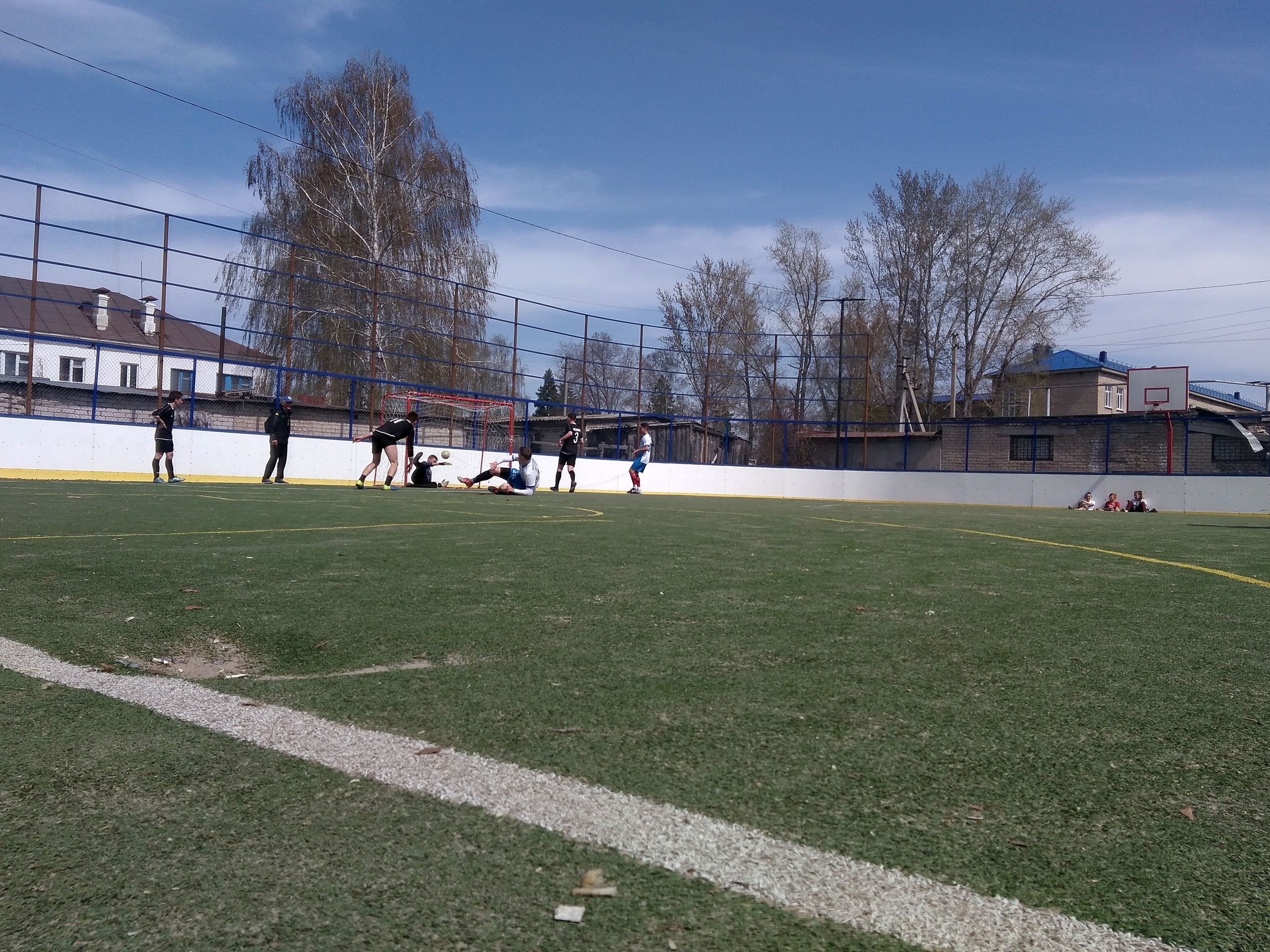 Турнир по мини-футболу КПРФ Шигоны 2019
