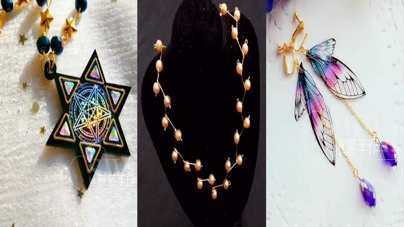 5 New Amazing Ideas For DIY Jewelry YOU'LL LOVE / DIY jewelry