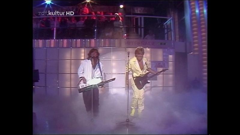 Modern Talking - You Can Win If You Want (ZDF.Kultur HD, ZDF-Hitparade, 24.04.1985)