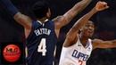 LA Clippers vs New Orleans Pelicans Full Game Highlights   01/14/2019 NBA Season