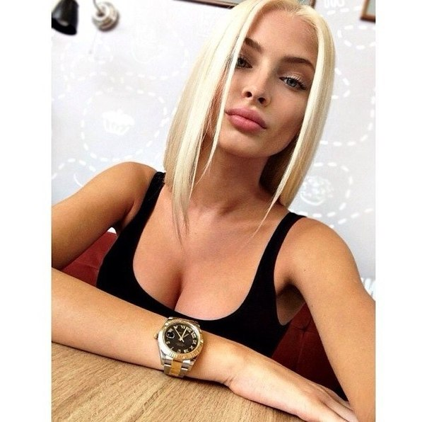 Beautiful russian women blonde