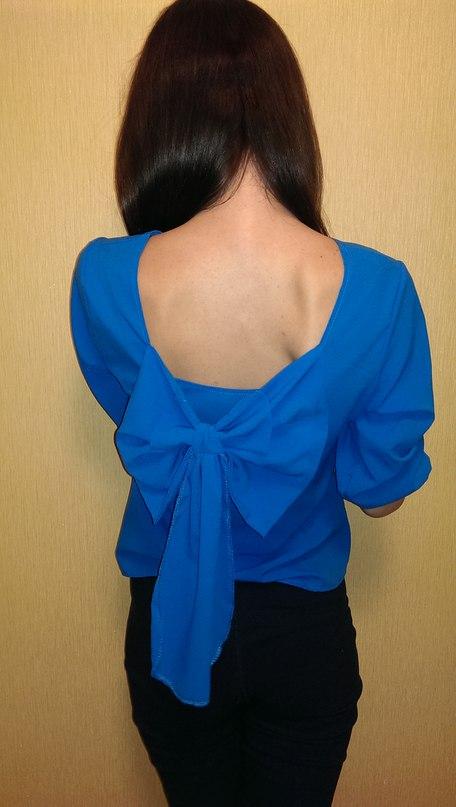 Блузка С Бантиками С Доставкой