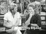 Danny Elfman interview on Video One with Richard Blade (1986)