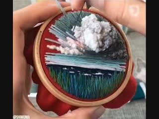 3d-вышивка