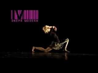Contemporary dance - DneprModern - choreography be Tamara Maksimenko