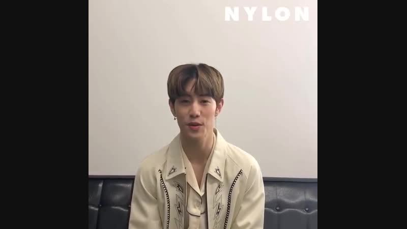 Mark tuan for nylon korea december issue