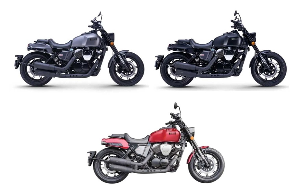Мотоцикл Bullit V-Bob 250