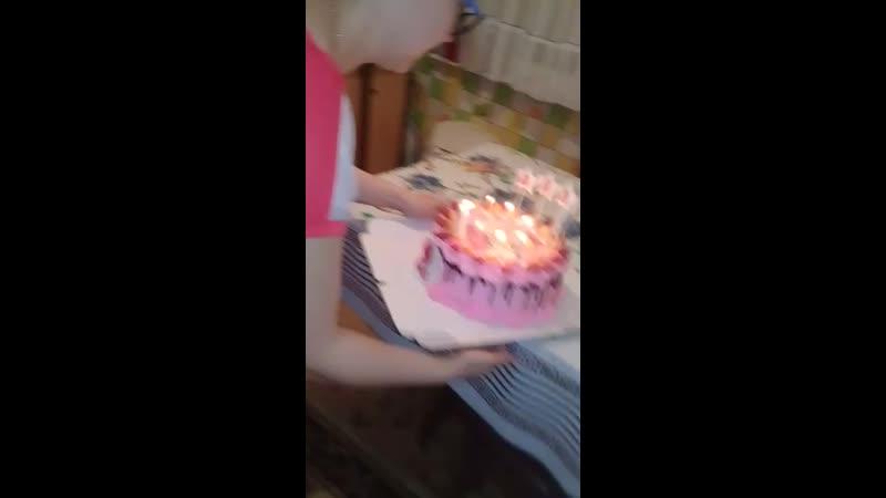 Айлин 4 жас