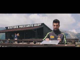 Driving 285 km from Campo Imperatore to... - Lamborghini Squadra Corse