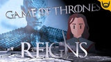 Ничего ты не знаешь, Джон Сноу Reigns Game of Thrones PC