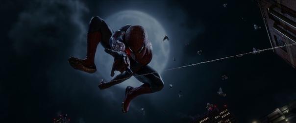 Обсуждение «Нового Человека-паука»
