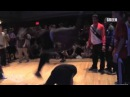DJ Aligator Crazy Upper-Body Strength While Breakdancing
