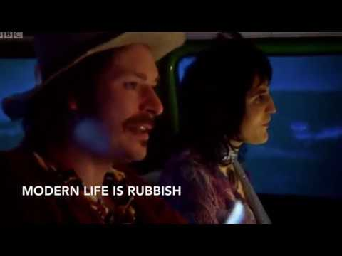 All Blur albums described by the Mighty Boosh