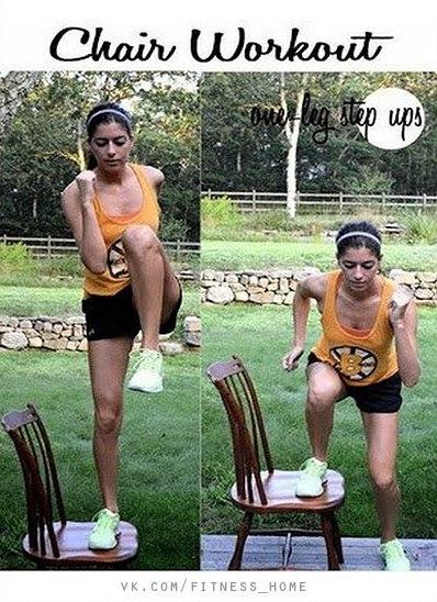 Комплексная жиросжигающая тренировка (7 фото) - картинка