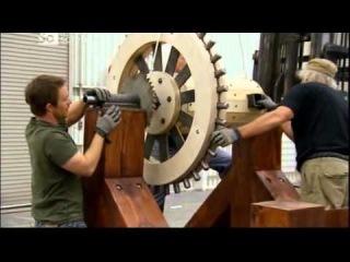 Аппараты Леонардо да Винчи - 6 серия. Катапульта