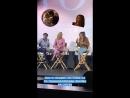 Elizabeth Lail @ LifetimeTV Instagram stories, 05_09_18 4