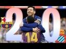 Барселона 2-0 Эспаньол обзор матча 31.03.2019 Ваrсеlоnа Еsраnуоl 2 0 Все голы и расширенные моменты