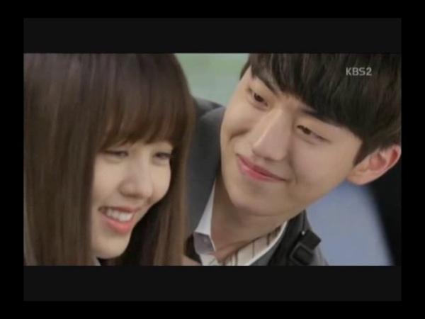 Part 1 Sweet moment School 2015 Han Yi Ahn Lee Eun Bi