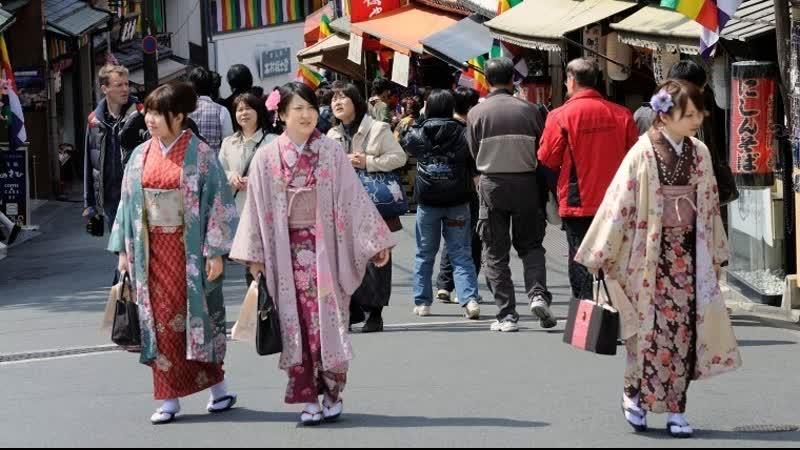 Японские девственники