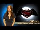 «Поединок Бэтмен и Супермена» переносится на 2016 г
