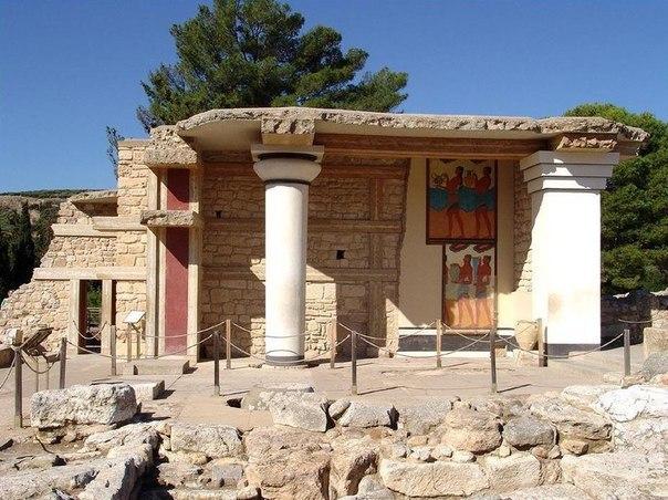 Минойская цивилизация: загадки и мифы