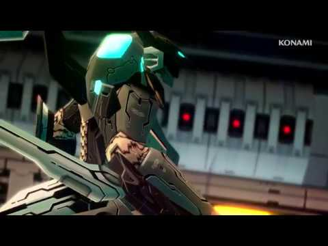 ZONE OF THE ENDERS The 2nd RUNNER M∀RS Features Trailer