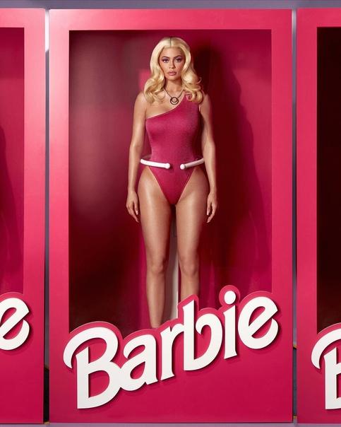 Кайли Дженнер в образе Барби #Halloween2018