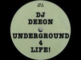 DJ DEEON - DA HORZ - UNDERGROUND HOUSE