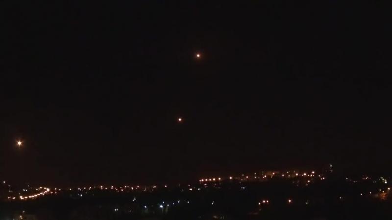 Иерусалим, 1 января 2017 года вечером.
