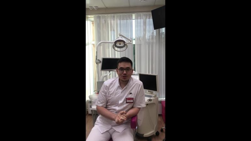 Байгутлин Ильяс Галиевич, стоматолог-ортопед