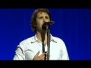 Josh Groban - To Where You Are(Moscow 19.05.2013)