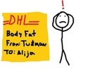 Oj Alija, Aljo but it is drawn badly