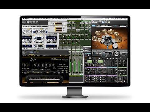 4 серия - Программы для записи звука (4 серия из цикла Рождение песни от зачатия до мастера.)