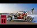 Shart Kart's First Time Outside the Donut Garage! Hot August Nights Slide Session