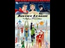 iva Movie Animation justice league the new frontier