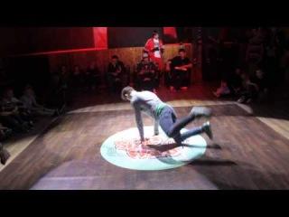 Bboy Fanik & Bboy SuperMan (preselection 2 on 2)