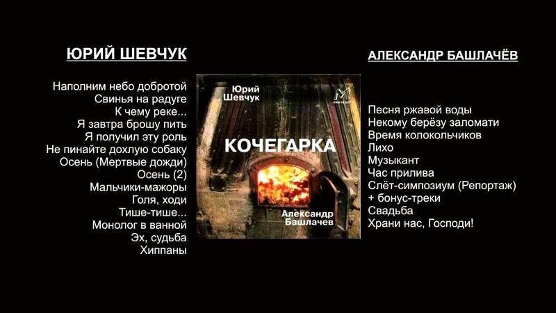 Шевчук и Башлачев Кочегарка