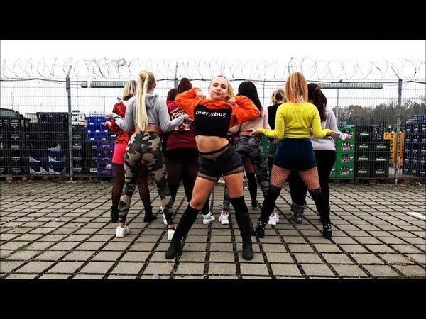 Ciara - Dose girl power routine by twerXout