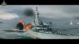 World of Warships GMV Wild Thing (CV Action)