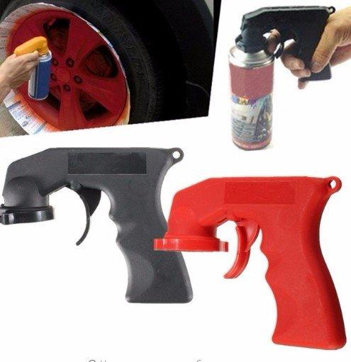 Пистолет для баллончика с краской за 162