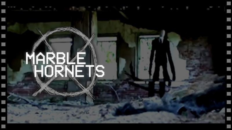 Мраморные шершни(Marble Hornets) | История одних студентов