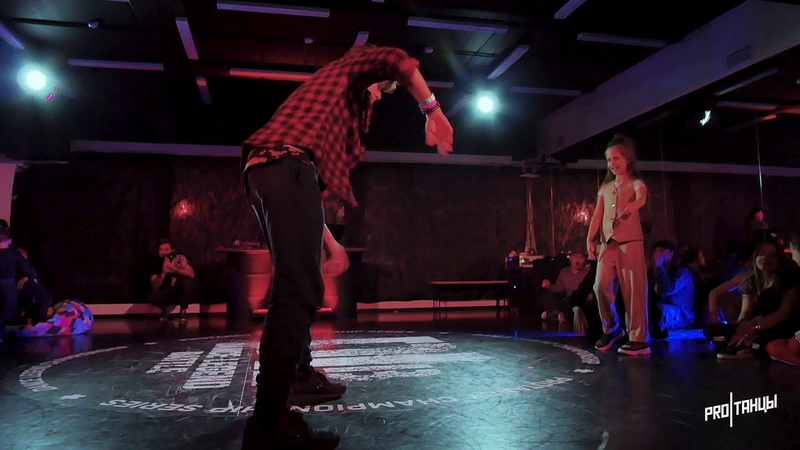 D-ROI vs. Федорова Лиза | 18 | POPPING BEG. | DLB POPPING WEEKEND