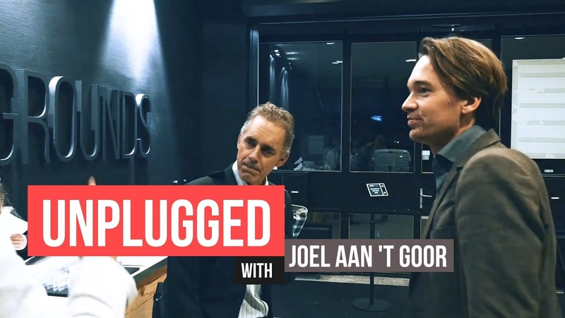 """Jordan Peterson: """"I'm actually a very playful person"""" 