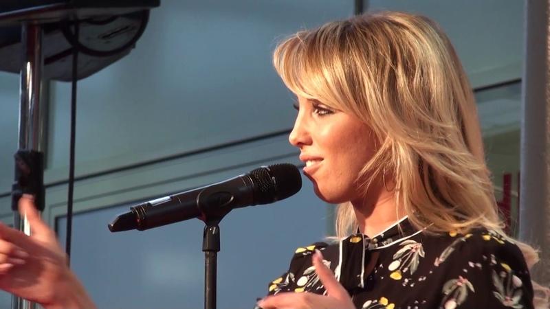 Annemarie Eilfeld - Nummer Eins (Cover Stereoact feat. Chris Cronauer) live