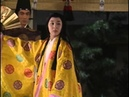 Mansai Nomura's dance. Hana no ran, ep.06. 1994. Japan