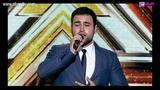 X-Factor4 Armenia-4 Chair Challenge-Boys-Abraham KhublaryanWritings On The Wall 08.01.2017